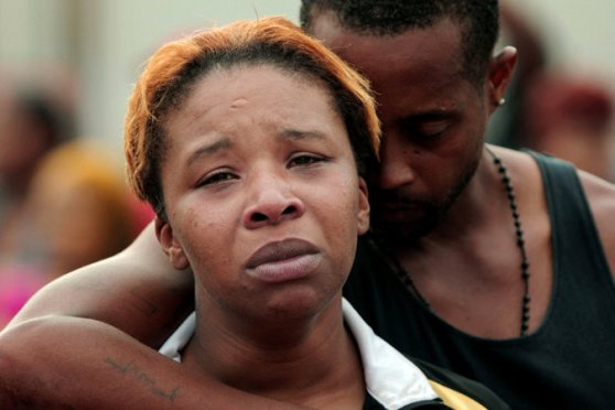 mike brown's mother